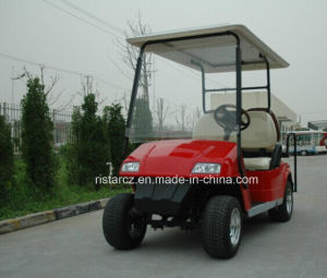 4 Seats Resort Golf Cart (RSE-2048F) pictures & photos