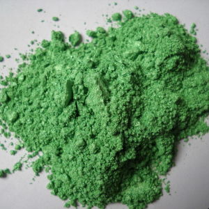 Green Pearl Pigment