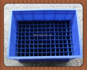 Customized Plastic Injection Box with Colored PP Hollow Sheet pictures & photos
