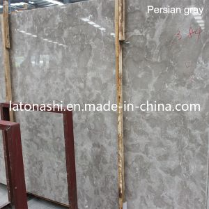 Persian Gray Natural Slab Marble pictures & photos