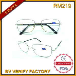 RM219 Bifocal Glasses Metal Reading Glasses pictures & photos