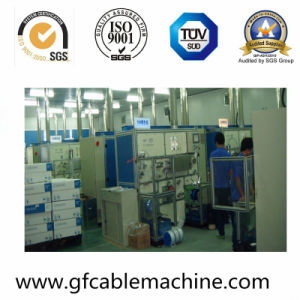 Fiber Optic Cable Making Equipment Coloring and Rewinding Machine pictures & photos