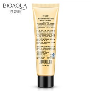 Bioaqua Hand Care Cream 80g/PCS Moisturizing Hand Care Cream pictures & photos