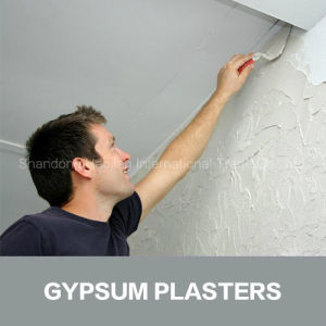 Hand Plaster Chemical Additive Interior Wall Used HPMC Mhpc Cellulose pictures & photos