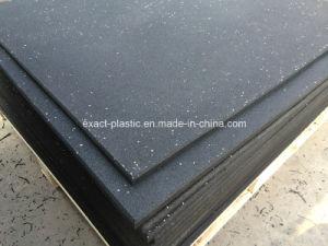 1m X 1m X 15mm Crossfit Rubber Gym Floor Mat pictures & photos