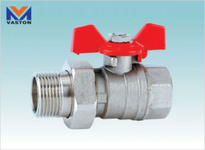 Brass Ball Valve (VT-6149) , Hydraulic Ball Valve pictures & photos