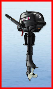 Boat Engine/ Sail Outboard Motor/ 4-Stroke Outboard Boat Motor (F5BML) pictures & photos