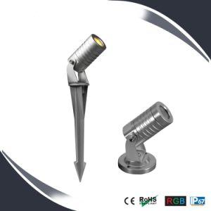 3W LED Landscape Garden Light, Projection Light, LED Spot Light pictures & photos