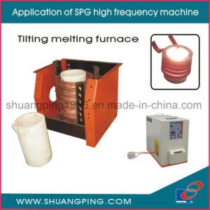 35kw High Frequency Induction Heating Machine Sp-35b and Sp-35ab pictures & photos