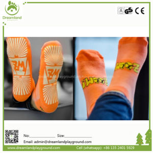 Professional Indoor Trampoline Park and Grip Socks Manufacture pictures & photos