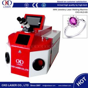 New Style Jewelry Precision Spot Welding Laser Machine From Manufacturer pictures & photos