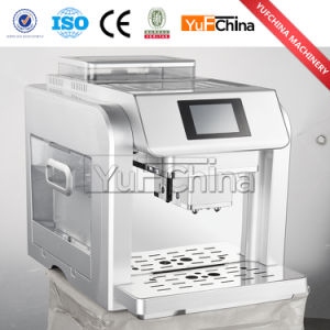Low Price Coffee Tea Soup Vending Machine with Good Quality pictures & photos