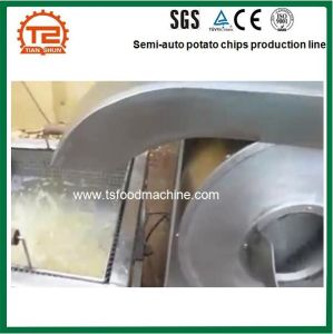 100kg Fresh French Fry Making Machine and Potato Chips Processing Line pictures & photos