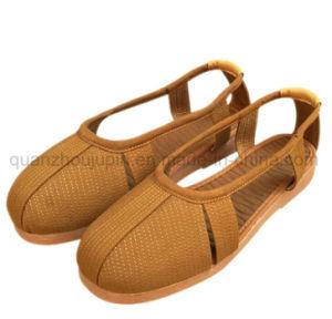 OEM Summer Canvas Buddhist Monk Shoes Sandal pictures & photos