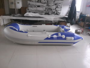 Heavy Duty Inflatable Boat Rescue Boat 2.7m Airmat Floor pictures & photos