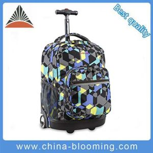 Fashion Children School Stationery Backpack Trolley School Bag pictures & photos