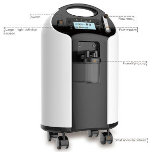 FC-Zy3lw New Model 3L Oxygen Concentrator pictures & photos