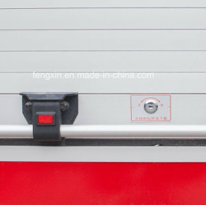 Fire Truck Security Protection Aluminum Sliding Door Roller Shutter pictures & photos