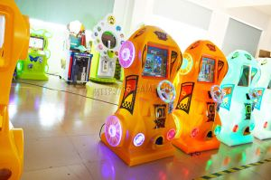 Hammer Frog Game Machine for Indoor Playground pictures & photos