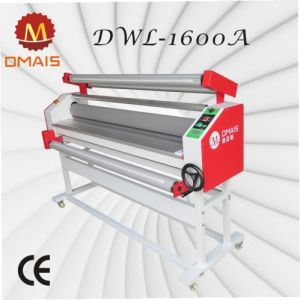 Dmais Dwl-1600A High Speed/Quality Hot Pouch Laminator pictures & photos
