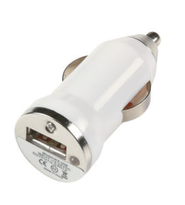 in Car Cigarette Lighter Dual USB Socket Adapter for Various Samsung Phones pictures & photos