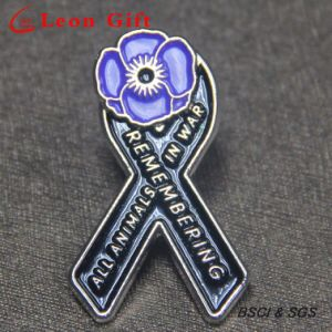 Wholesale Custom Enamel Metal Lapel Pin for Promotion Gift (LM1054) pictures & photos