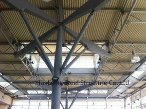 Steel Workshop Application Pre Engineering Steel Structure Building pictures & photos