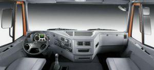 Saic-Iveco-Hongyan 8X4 Overloading 340HP Cargo Lorry/Van Truck pictures & photos