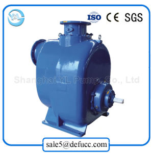3 Inch Cast Iron Self Priming Agricultural Irrigation Centrifugal Pump pictures & photos