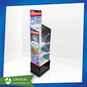 Factory Custom Made Corrugated Lip Gloss Display pictures & photos