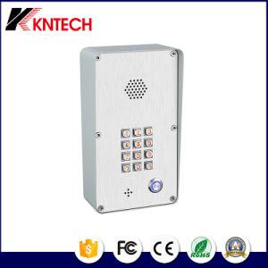 Access Control Intercom Phone Knzd-43 Vandal Resistant Doorphone pictures & photos