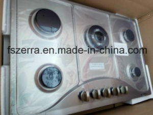 2016 Hot Selling High Quality Gas Cooktop Gas Hob (JZS65006) pictures & photos