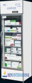 Ce Certificate Pharmacy Refrigerator Laboratory Refrigerator pictures & photos