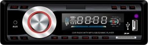High Quality Univeral 1 DIN Car Radio with USB/SD/Aux pictures & photos