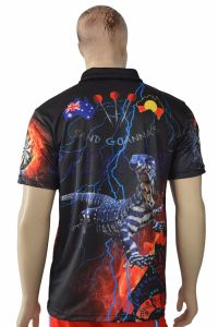 Wholesale Custom Unbranded High Quality 100 Polyester Dart Polo Shirts pictures & photos