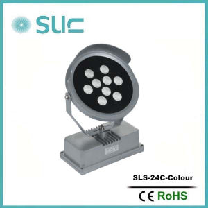 DC24V 46W LED Flood Light with Round Shape LED Spotlighting pictures & photos