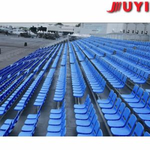 Retractable Seating System with HDPE Plastic Seats for Outdoor Use pictures & photos