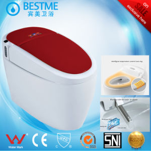 Modern Bathroom Furniture Wc Toilet with Sensor Flushing pictures & photos