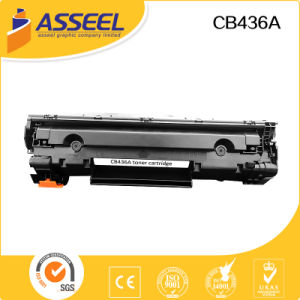 High Quality Compatible CB436A Toner Cartridge for HP pictures & photos