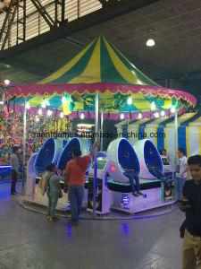 Single / Double/ Triple Virtual Reality 9d Cinema Amusement Park Simulator pictures & photos
