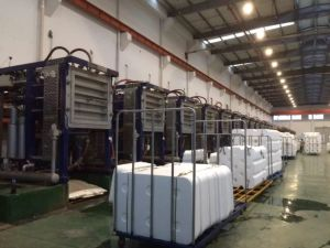 EPS Thermocol Shape Moulding Machine pictures & photos