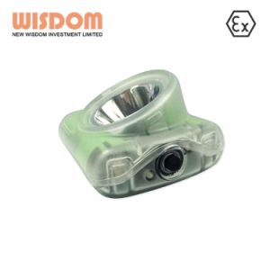 1.6W CREE LED Cordless Miners Head Light, Helmet Lamps pictures & photos