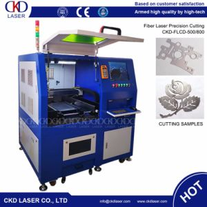 Fiber Laser Cutting Machine for Metal Precision 500W pictures & photos