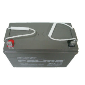 Solar Batteries 12V 80ah with ABS Fire Protection Case pictures & photos