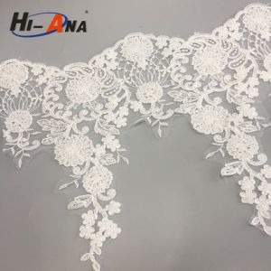 Best Hot Selling Finest Quality Embroidery Beaded Lace Motif pictures & photos
