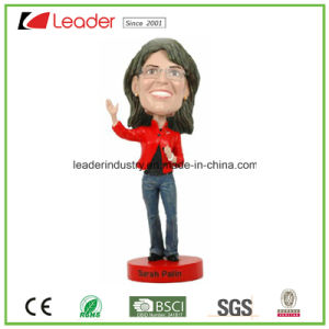 Polyresin Bobblehead Figurine for Bobble Head Promotion Gift, Make Your Own Design pictures & photos