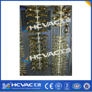Furniture Metal Lock Handle Kitchenware Chrome Golden Plating PVD Coating Machine pictures & photos