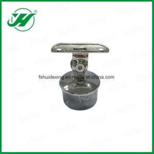201 Stainless Steel Handrail Pipe Saddle for Staircase Handrail pictures & photos