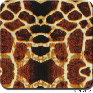 Tsautop 0.5m Tsmy061 Animal Skin Patterns Hydrographic Film/Water Transfer Printing Film pictures & photos