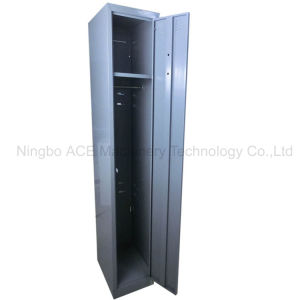 Customized Public Key Locker with Clothes Rail pictures & photos